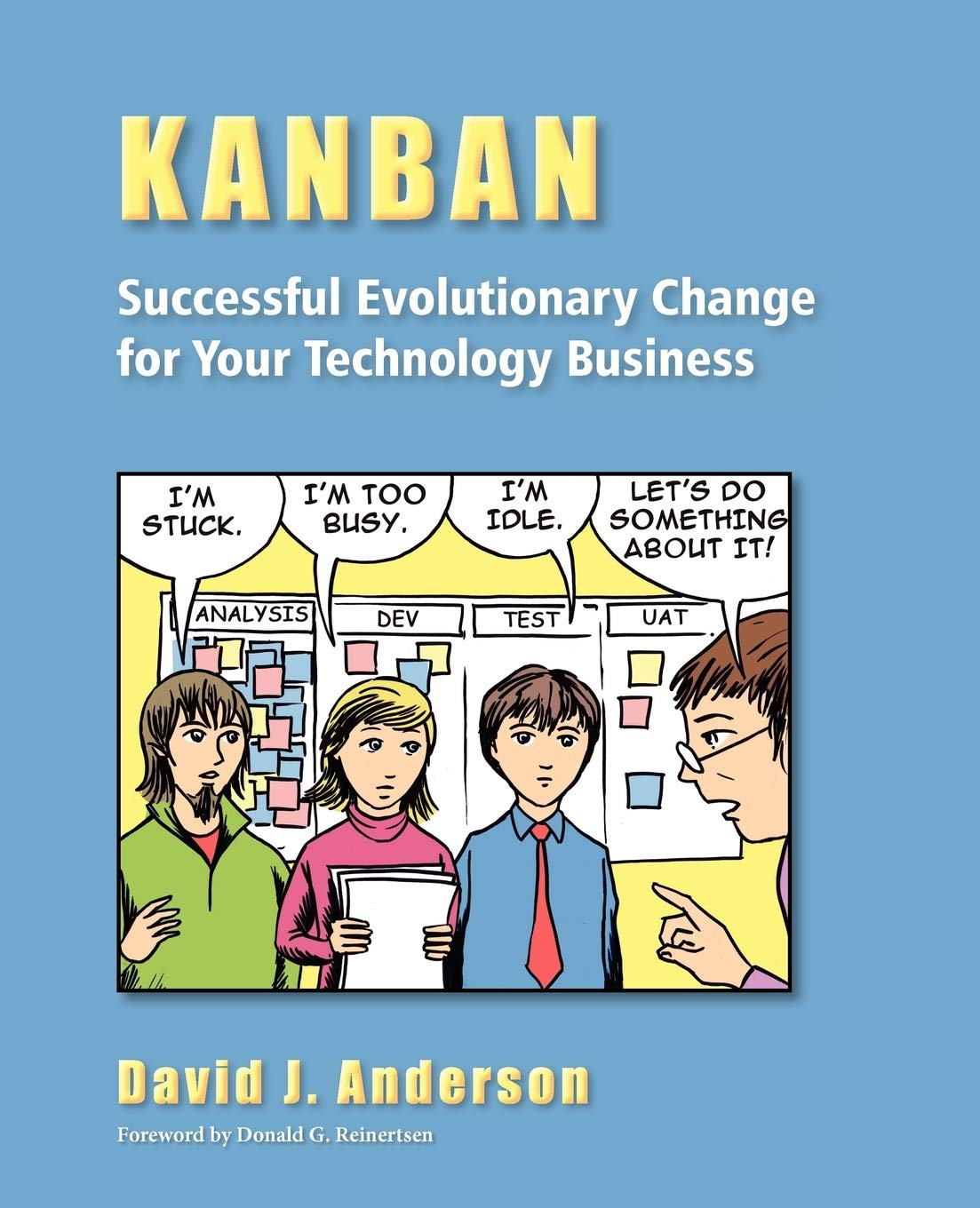 Kanban  Successful Evolutionary Change For Your Technology Business