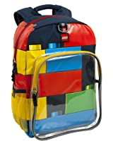 LEGO Brick Stack Eco Heritage Classic Backpack