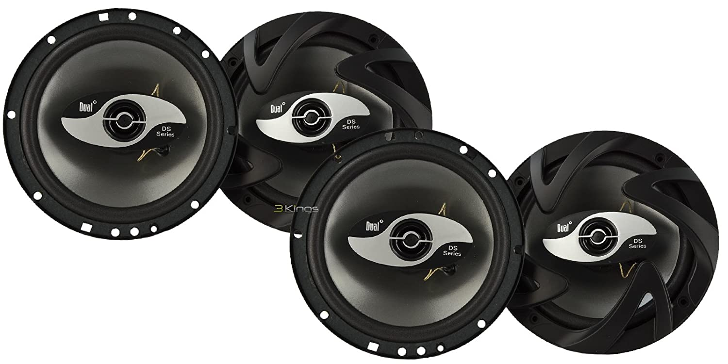 "Titan 10/"" Paper Cone Yellow Surround Woofer 4 Ohm"