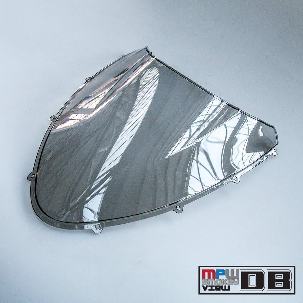 Ducati 1098//848 MPW Double /écran /à bulles Noir
