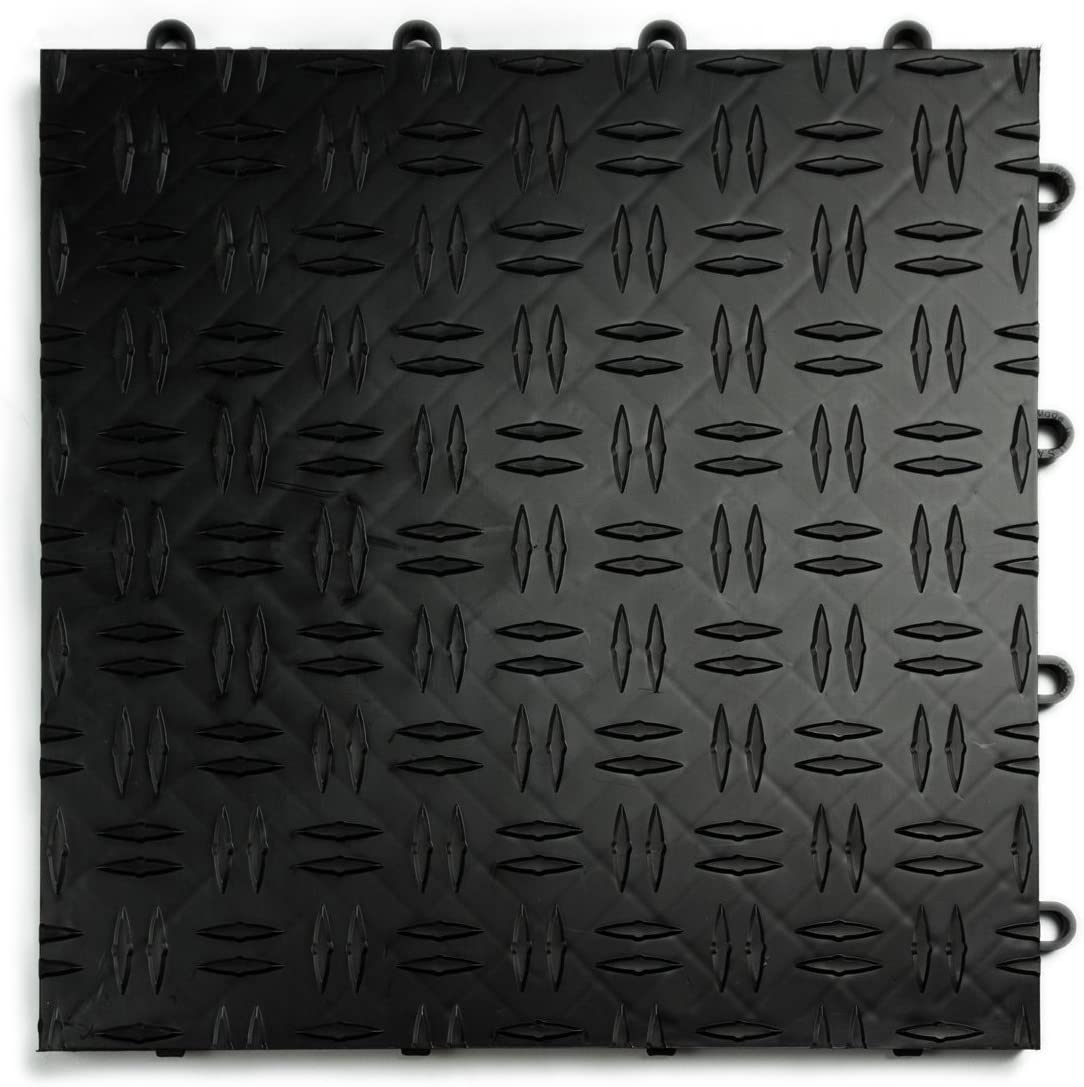 GarageTrac Diamond Garage Flooring Tile