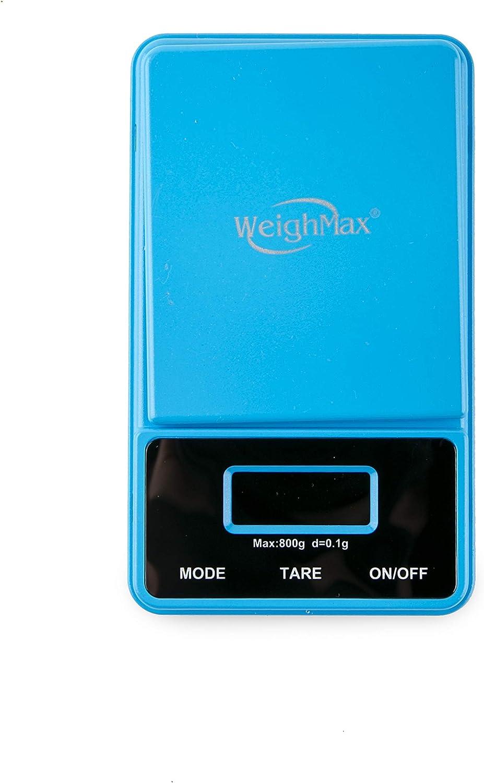 Black Weighmax NJ800 Ninja Digital Pocket Scale