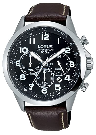 Lorus Watches Reloj Unisex de Analogico RT375FX9