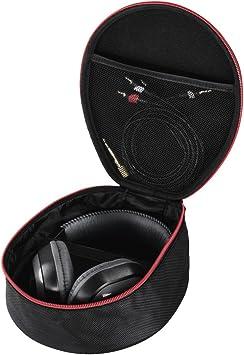 Thomson 00132511 eara516 Auriculares Funda para On-Ear/Over-Ear Negro: Amazon.es: Electrónica
