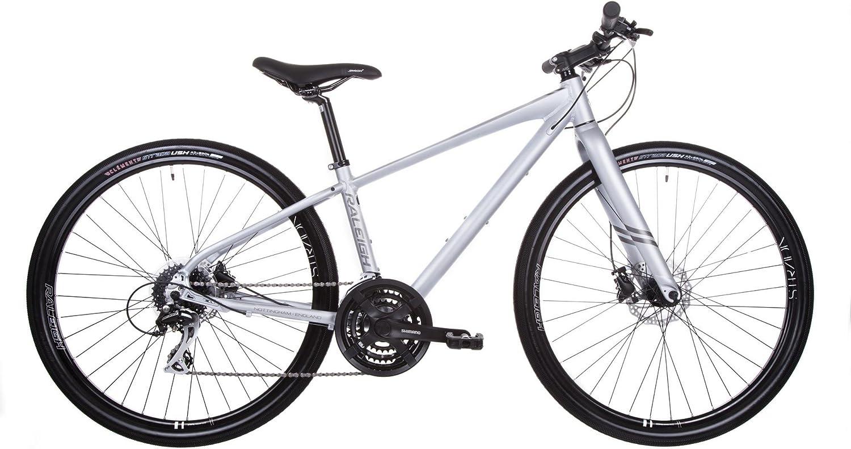 Raleigh Strada 3 Hombre 24 velocidad 650B bicicleta híbrida ...
