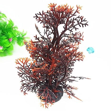 Originaltree - Decoración para acuario, acuario, acuario, césped submarino, pecera, acuario