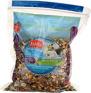 Hartz Univ Diet Rat Mice 6-2 Pounds