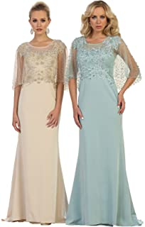 f6f851c722d Formal Dress Shops Inc Royal Queen RQ7592 Mother of The Bride Evening  Formal Long Dress