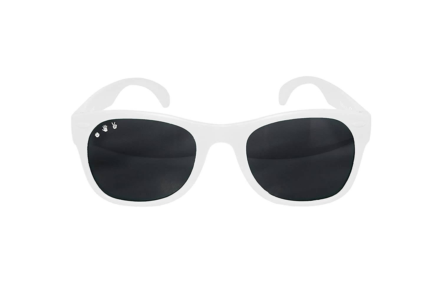 McFly//Red Roshambo Baby Shades Unbreakable Sunglasses 100/% UVA//UVB Protection for Babies 0-18months