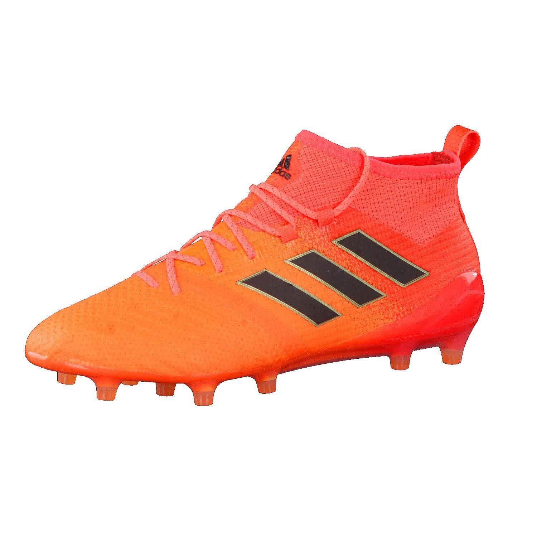 adidas Ace 17.1 FG, Botas de fútbol para Hombre, (Narsol/Negbas/Rojsol), 42 EU S77036