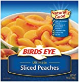 Birds Eye Ultimate Sliced Peaches, 14 Ounce
