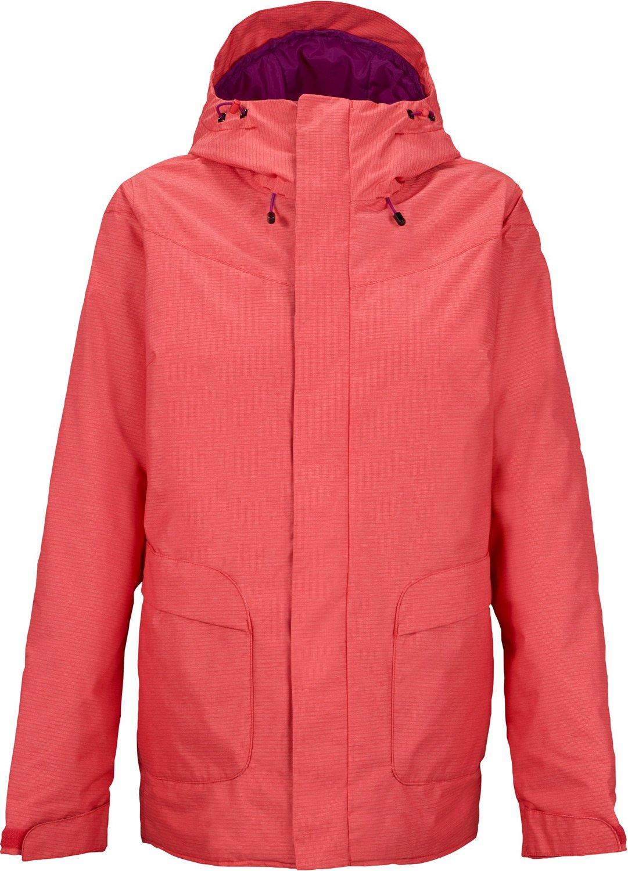 BURTON Women's Cadence Jacket Hot Toddies Orange M