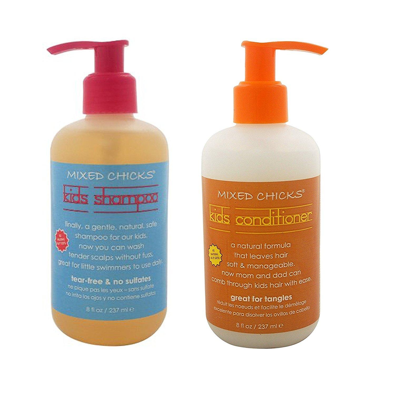 Mixed Chicks Kids Shampoo 237ml & Conditioner 237ml Pack BabyCenter