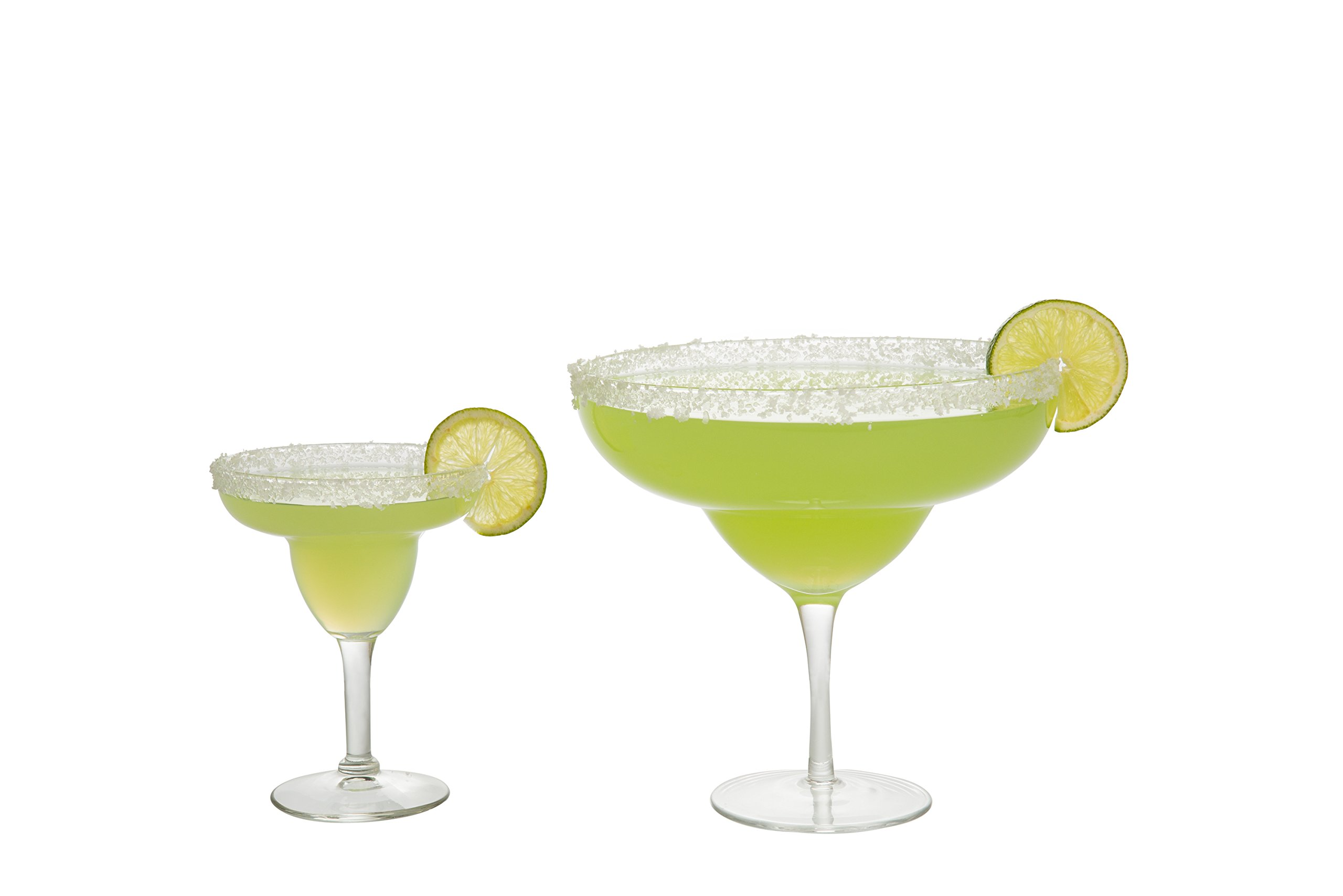 Extra Large Giant Cinco De Mayo Margarita Glass - 34oz - Fits about 3 typical margaritas! by Royal Lush (Image #3)