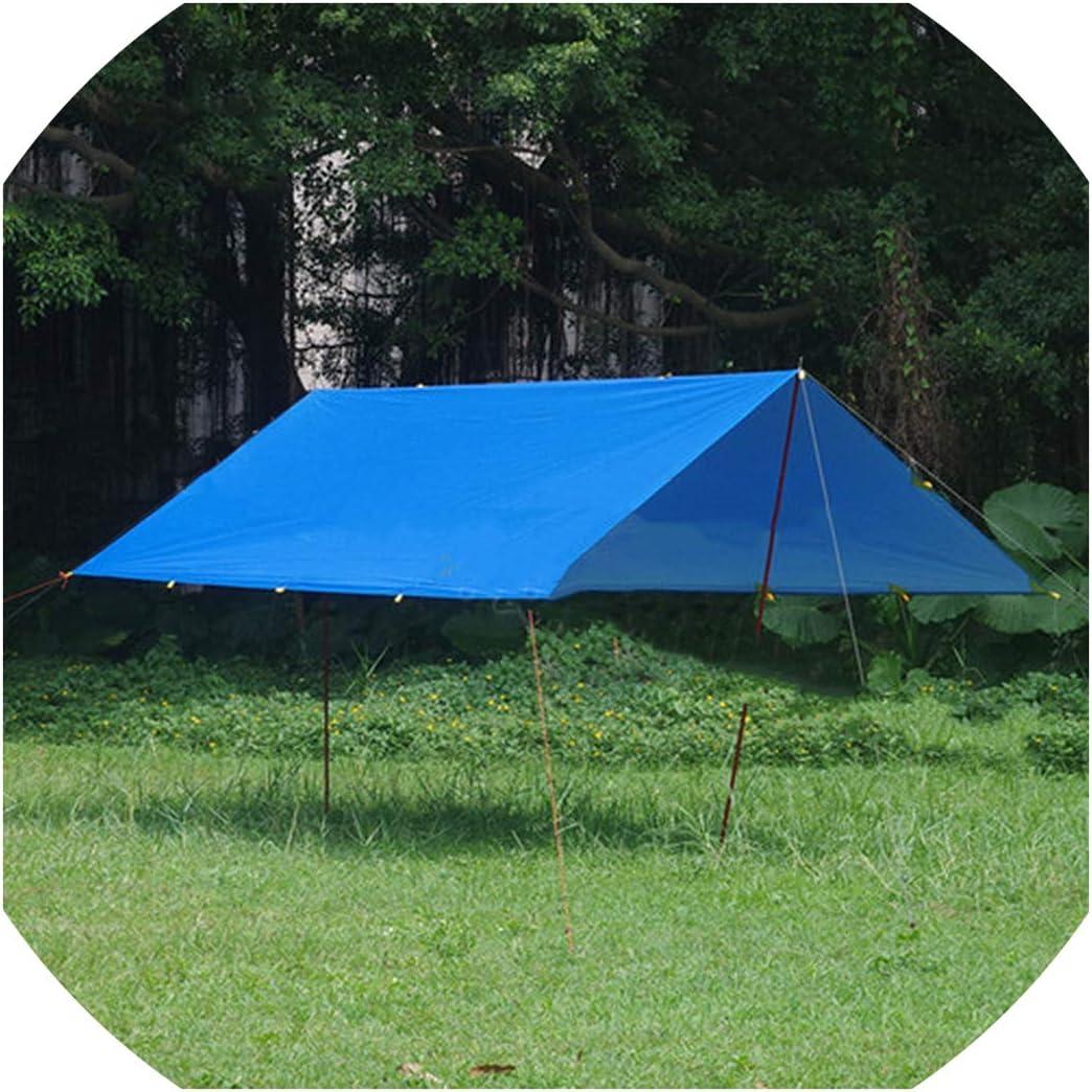 Ultralight Tarp Outdoor Camping Survival Sun Shade Awning Waterproof Beach Tent