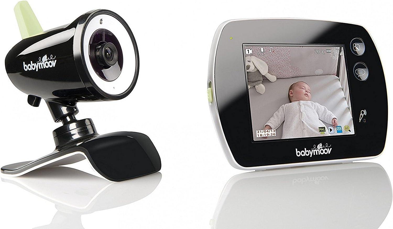 Ecran Tactile Yoo Feel Babymoov Babyphone Vid/éo Talkie Walkie Syst/ème Plug /& Play