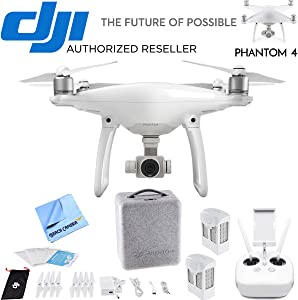 DJI Phantom 4 Quadcopter Aircraft - with Spare DJI Phantom 4 Battery