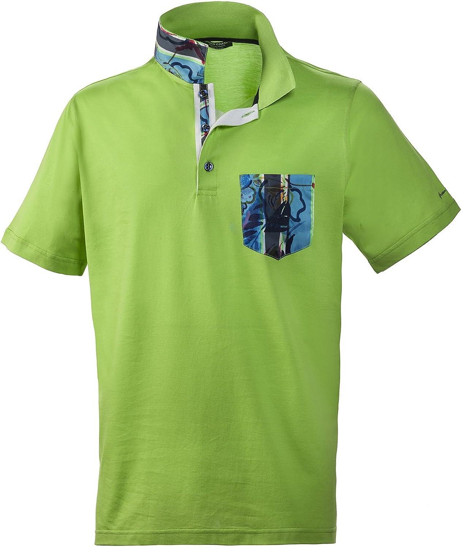 GREEN COAST - Polo - para Hombre: Amazon.es: Ropa y accesorios