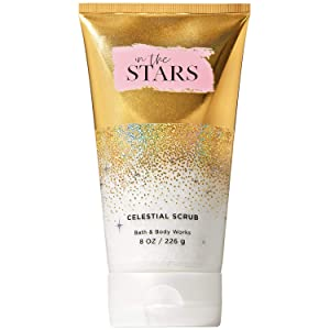 Bath and Body Works IN THE STARS Celestial Body Scrub 8 Ounce (Limited Edition)