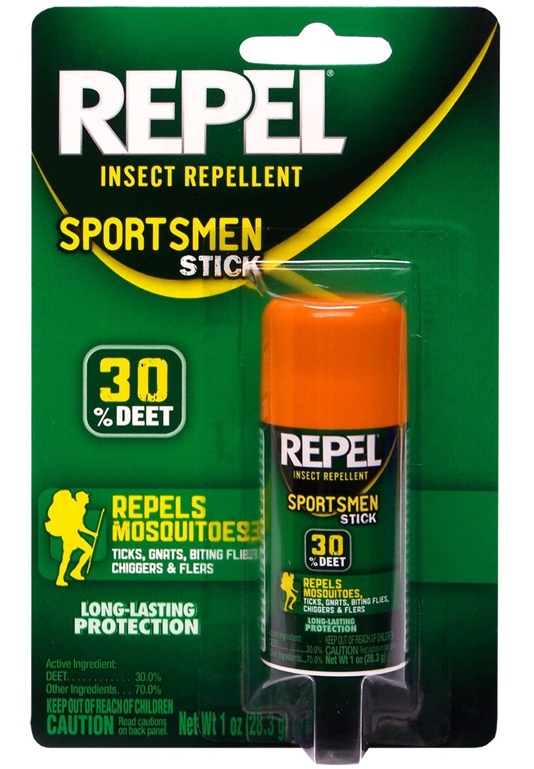 amazon com repel sportsman insect repellent stick 1 ounce