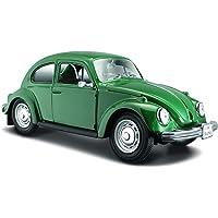 Maisto Vehículo a Escala 1:24 Volkswagen Beetle Diecast (los Colores Pueden Variar)