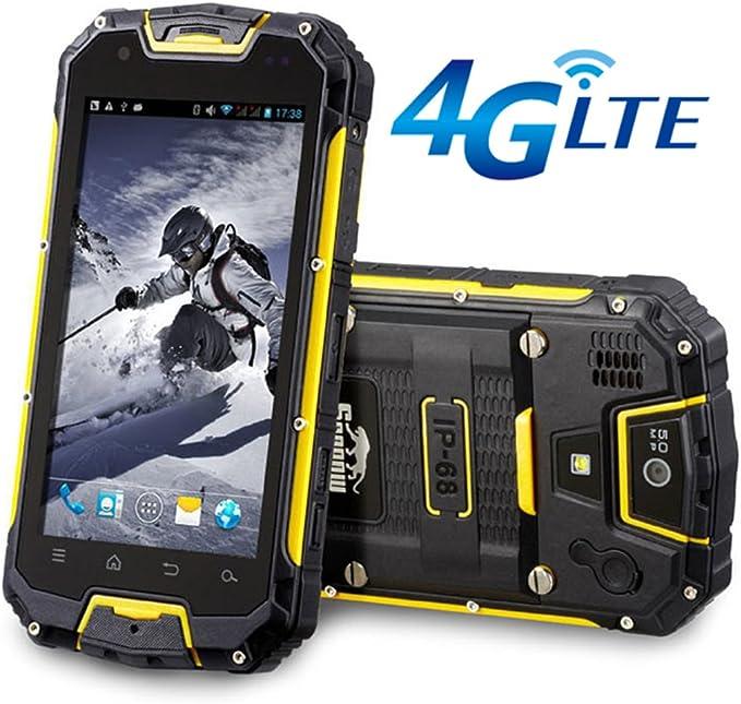 Snopow 4 G LTE Tri-proof IP68 impermeable a prueba de golpes ...