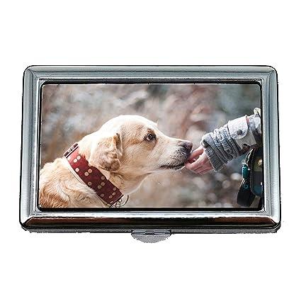 Labrador Retriever Business Card Credit Card Case