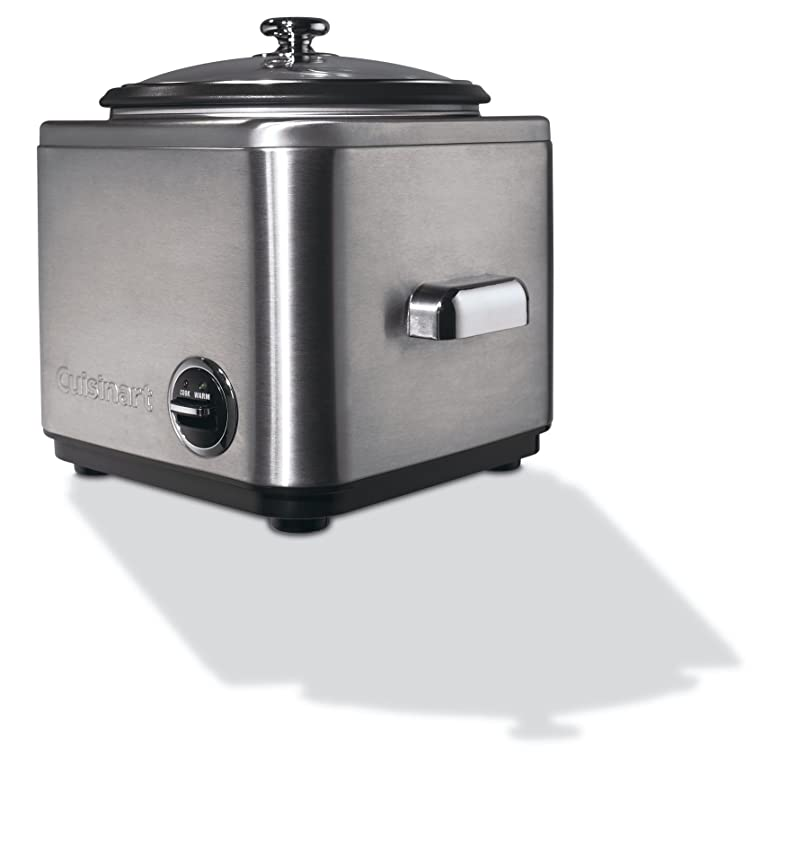 Cuisinart CRC800E Cuiseur à riz et céréales multifonctions, 12 ...