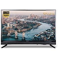 Elara 80 cm (32 Inches) FULL HD With Soundbar LED TV LE-3210 GSB (Black) (2019 Model)