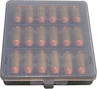 product image for MTM 18-Round Case-Gard Ammo Wallet (Clear Smoke)
