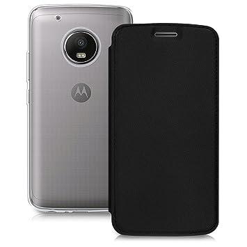 kwmobile Funda para Motorola Moto G5 Plus: Amazon.es: Electrónica