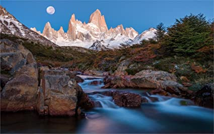 Patagonia South America >> Amazon Com South America Argentina Patagonia Mountains
