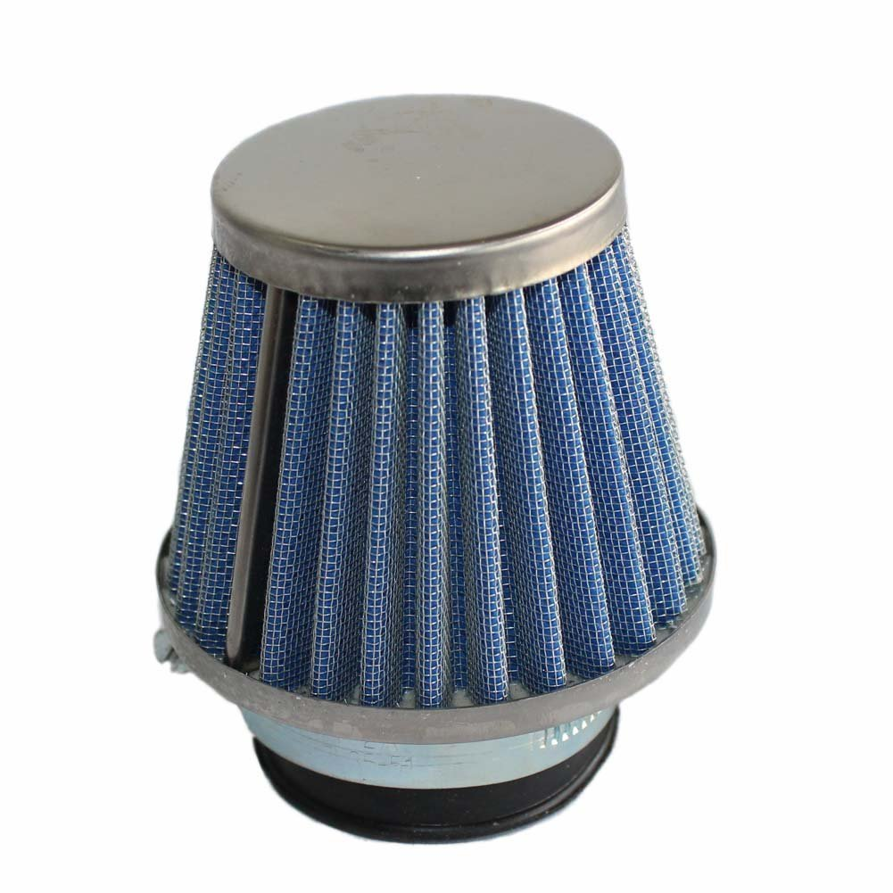 Moped Air Filter : New mm air filter gy moped scooter atv dirt bike