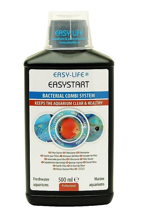 Easy Life Easy Start - Tratamiento del agua para acuariofilia, 100 ml