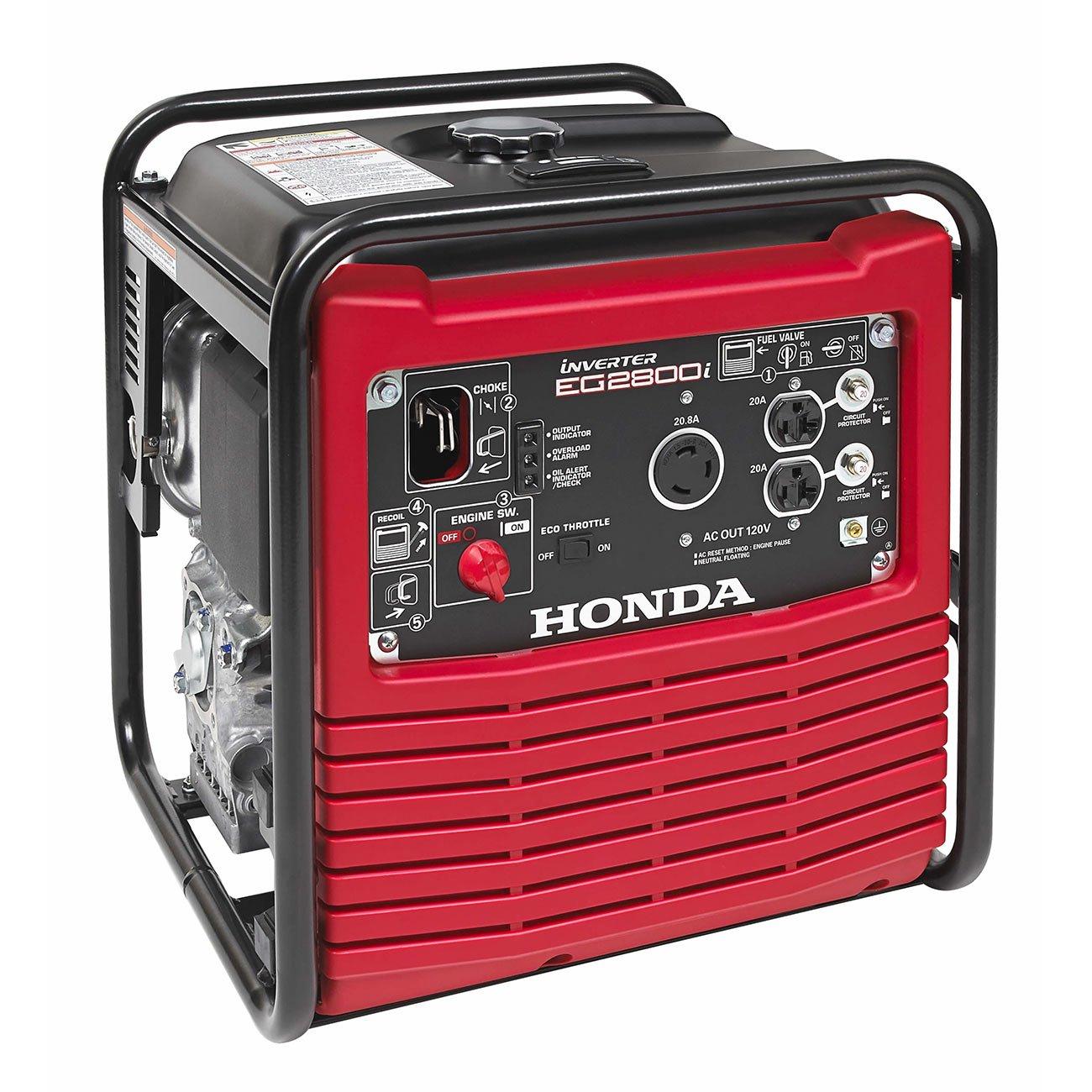 Honda de equipo eg2800ia 2800 W 120 V Full Frame portátil inversor ...