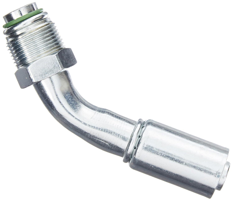 EATON Weatherhead Coll-O-Crimp 75710E-Z12 Male Swivel Fitting Carbon Steel 1//2 Hose ID Bumped Tube O-Ring 3//4 Tube Size