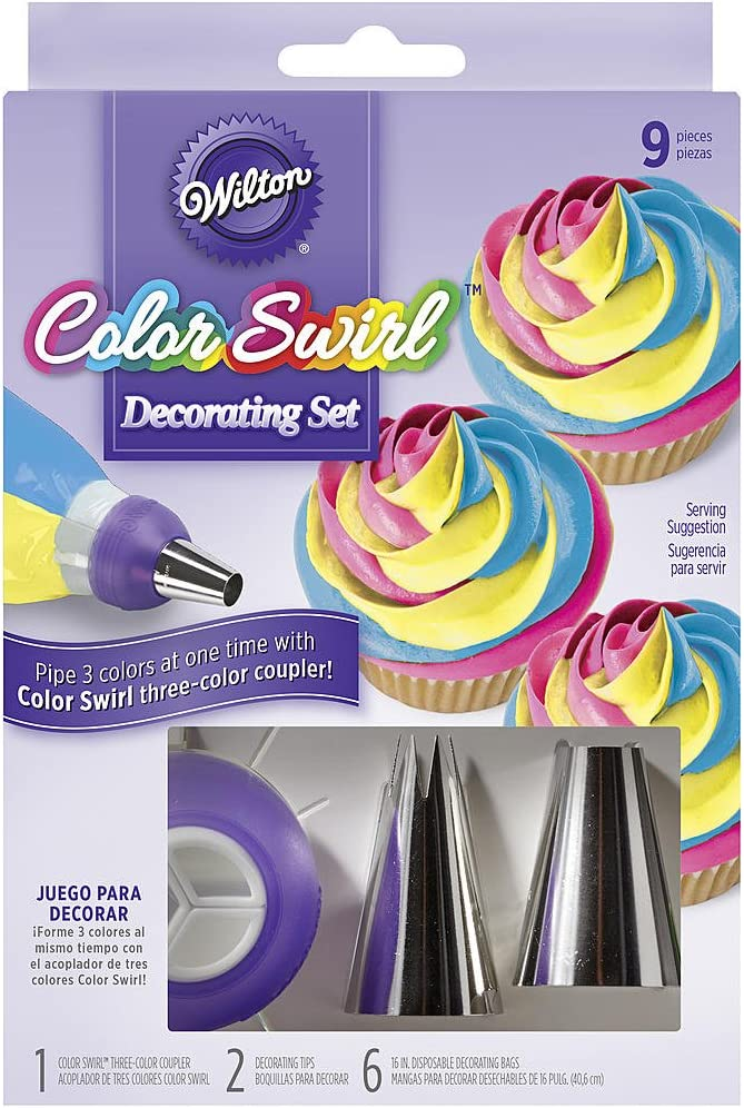 Wilton Color Swirl Decorating Set (1)