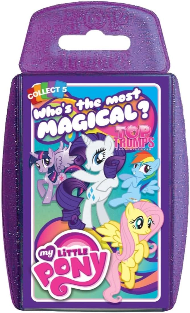 Top Trumps – My Little Pony: Amazon.es: Juguetes y juegos