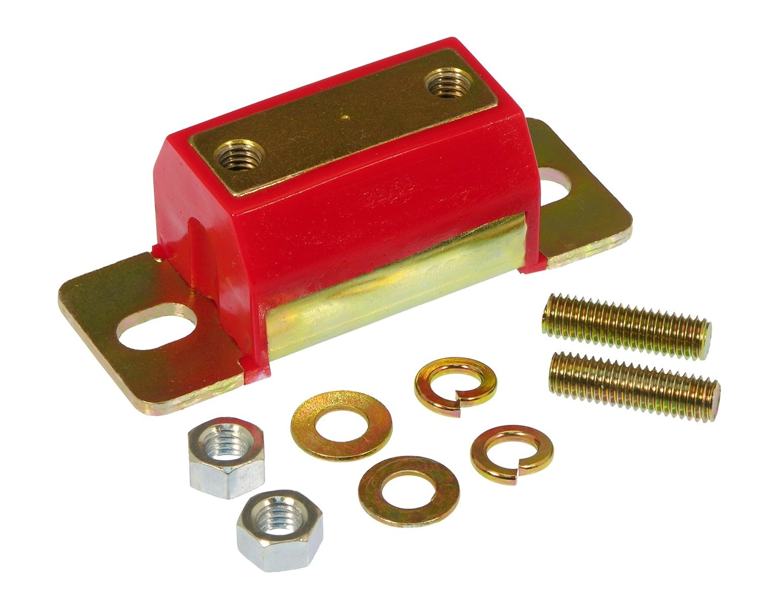 Prothane 6-1608 Red Conversion Transmission Mount Kit by Prothane