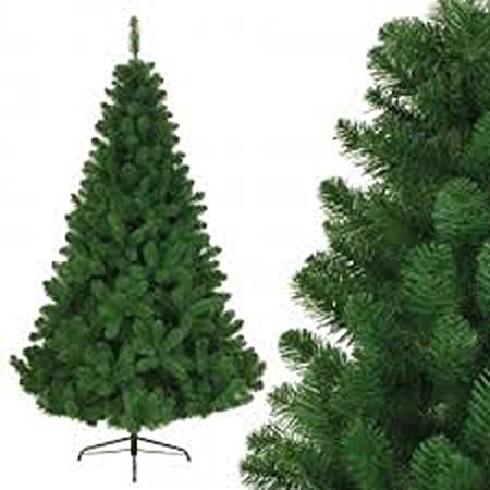 5de65c52aeb0d ... Artificial Christmas Tree with Natural Branches (800 Heads) with Metal  Stand - Indoor   Outdoor for Xmas Party Decoration  Amazon.co.uk  Kitchen    Home