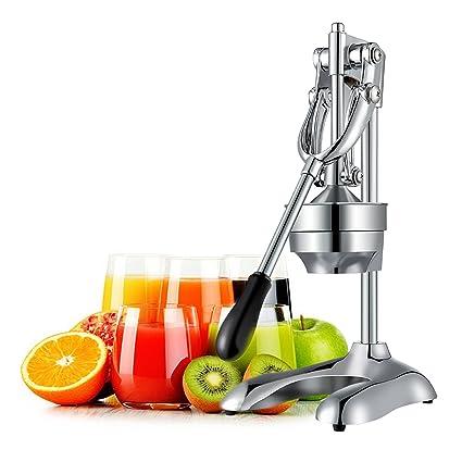 OZAVO Exprimidor Manual de Palanca Exprimidor de Fruta/Naranja/Granada/Limón Profesional Exprimidor de Zumo a Mano Multi Función (Piezas ...