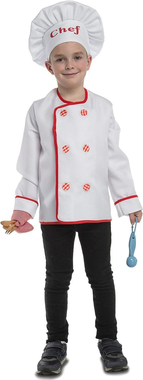 My Other Me Me-204131 Disfraz Yo quiero ser cocinero, 3-5 años (Viving Costumes 204131)