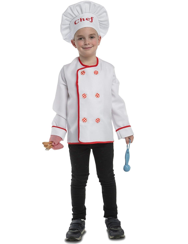 My Other Me Me-204132 Disfraz Yo quiero ser cocinero, 5-7 ...