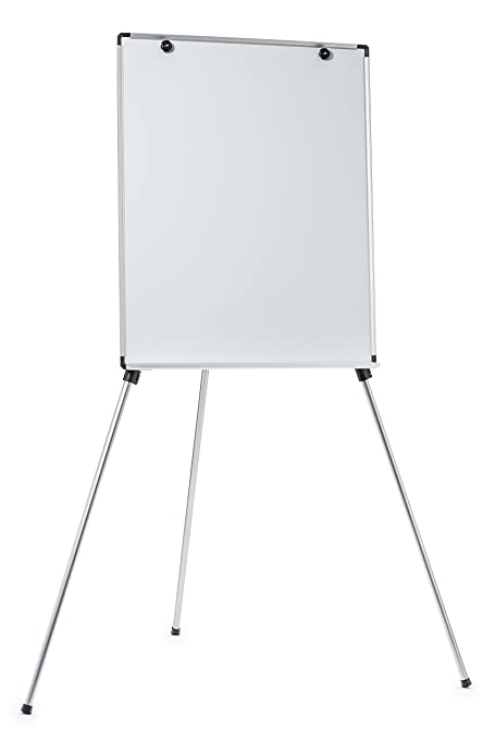 amazon com magnetic dry erase board lightweight aluminum flip