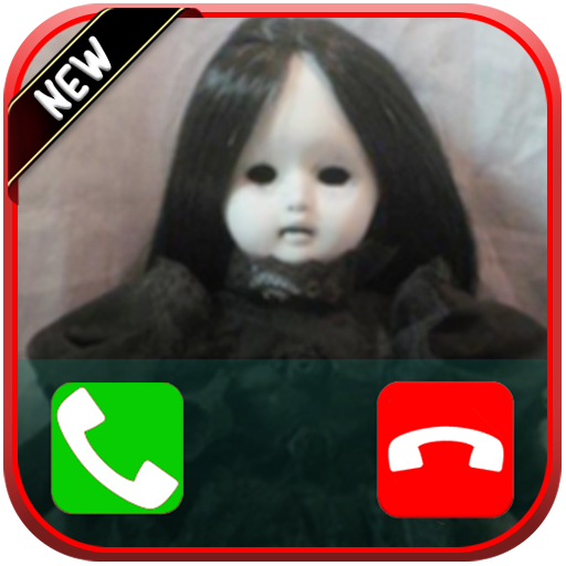Fake Call From Scary Creepy Doll - Free Fake Phone Calls ID PRO 2018 - PRANK FOR KIDS! -