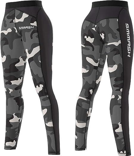 Outdoor Shorts Damen Hergestellt in der EU SMMASH Mudness Damen Leggings Kurze Jogginghose Gym Hose Sporthose Kurz Damen f/ür Crossfit Atmungsaktiv Trainingshose Laufhose