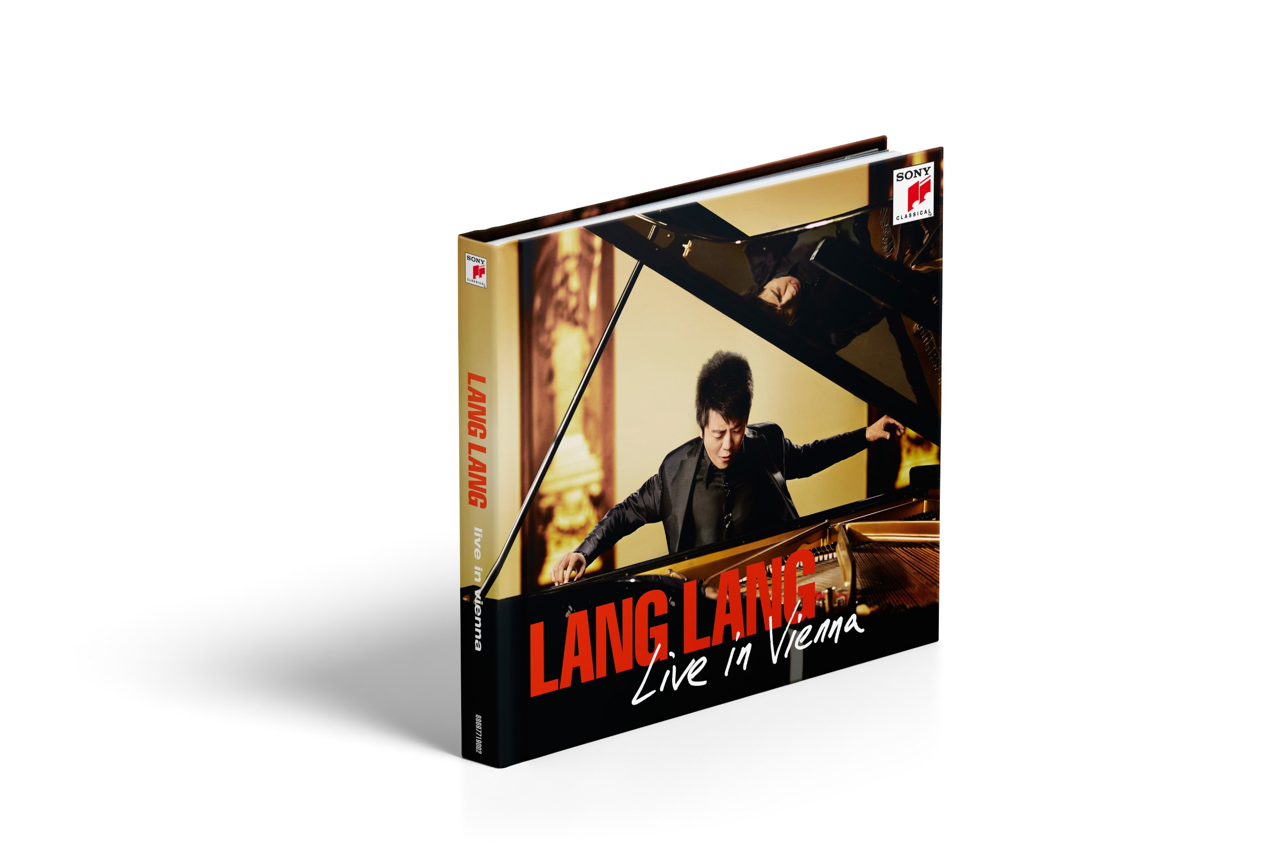 Lang Lang Live in Vienna (2 CD/ 1 DVD)