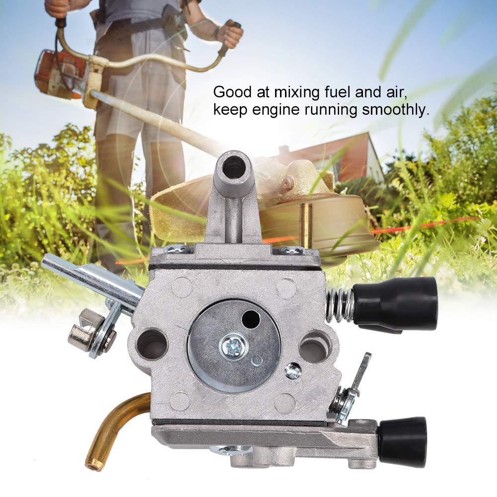 Jeffergarden Carburetor Cab Fit para Stihl fs120 FS 200 ...