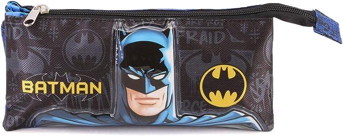 Karactermania Batman Knight - Estuche, 23.5 cm, Multicolor: Amazon.es: Equipaje