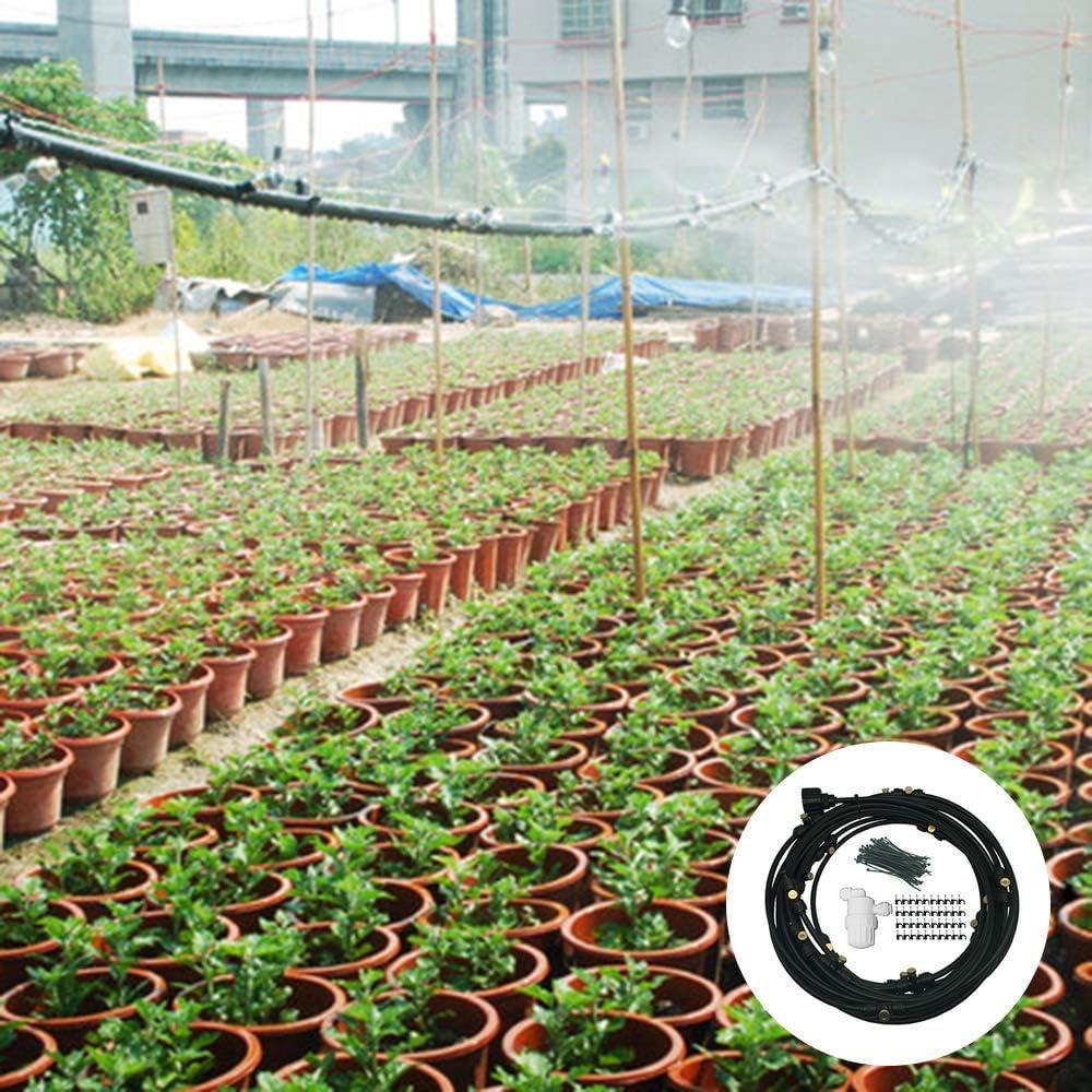 MOSUNA Atomized Sprinkler Irrigation Set, Sistema automatizado de ...
